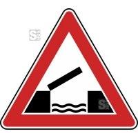 Verkehrszeichen StVO, Bewegliche Brücke Nr. 145-54