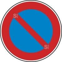 Verkehrszeichen StVO, Eingeschränktes Haltverbot Nr. 286