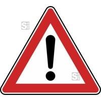 Verkehrszeichen StVO, Gefahrstelle Nr. 101