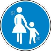 Verkehrszeichen StVO, Gehweg Nr. 239