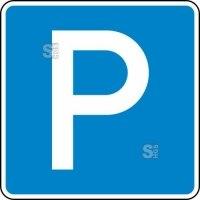 Verkehrszeichen StVO, Parken Nr. 314