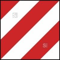 Verkehrszeichen StVO, Parkwarntafel, links vorbei Nr. 630-10