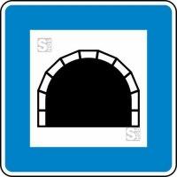 Verkehrszeichen StVO, Tunnel Nr. 327