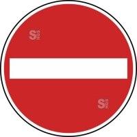 Verkehrszeichen StVO, Verbot der Einfahrt Nr. 267