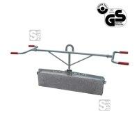 Versetzzange -V1541-, Tragkraft 100-1000 kg, Öffnungsweite 500-1750 mm, Einhängeöse, lackiert oder verzinkt