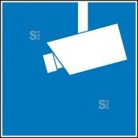 Video-Infozeichen, nach DIN 33450