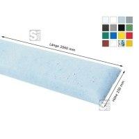 Wandschutz -Defend 250- aus HDPE, Länge 2060 mm, Höhe 250 mm, zum Anschrauben
