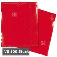 Warnflagge aus PVC, VE 100 Stück