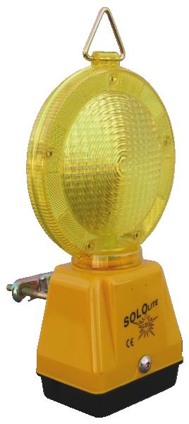 Warnleuchte -SOLOLite LED-, Ein-Batterie-Leuchte