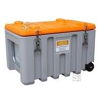 Werkzeugbox -CEMbox- aus PE - 150 Liter, wahlweise als Trolley