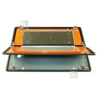 Zifferntafel Grundplatte gem. GGVS und ADR, horizontal klappbar